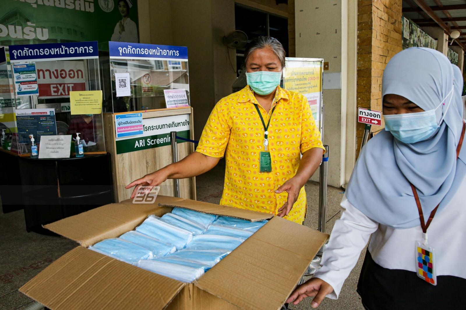 ปชช.ระดมบริจาค รพ.เวชการุณรัศมิ์ ซื้อเครื่องมือช่วยผู้ป่วยโควิด ผอ.เผยแพทย์ทำงานหนักเกินกำลัง