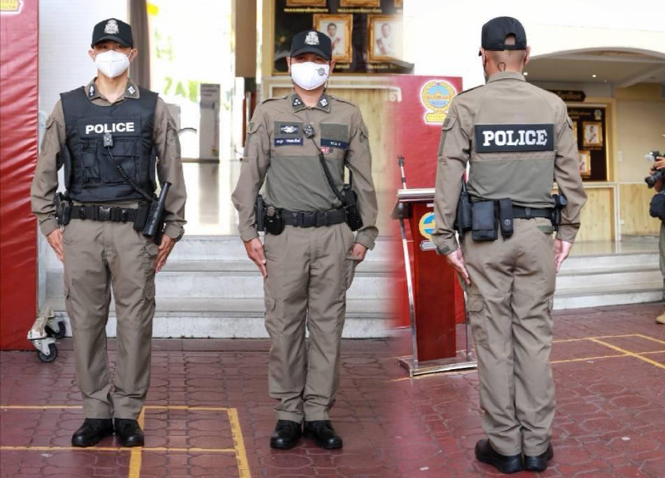 เปิดตัวเครื่องแบบตำรวจใหม่ ใส่สบาย วิ่งคล่อง จับโจรง่าย ถามความเห็นประชาชนก่อนใช้จริง