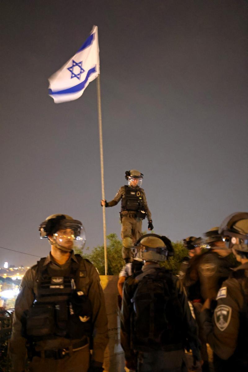 """ไทม์ไลน์เหตุปะทะครั้งใหญ่ระหว่าง """"อิสราเอล-ปาเลสไตน์"""""""