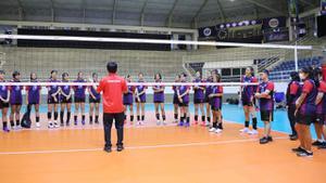 นายก ส.วอลเล่ย์ ฯ เผย FIVB ไฟเขียวให้ไทยพิจารณาส่งแข่งเนชั่นส์ลีก ได้