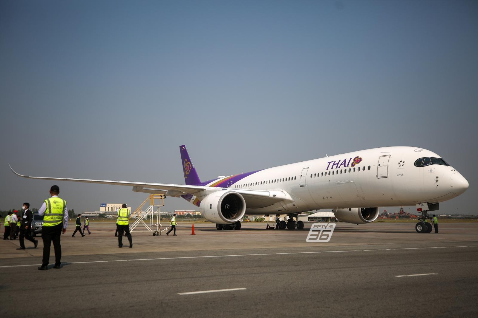 """""""การบินไทย"""" เฮ เจ้าหนี้ 91% ยอมรับแผนฟื้นฟูกิจการ เปิดชื่อ 5 ผู้บริหารแผน"""