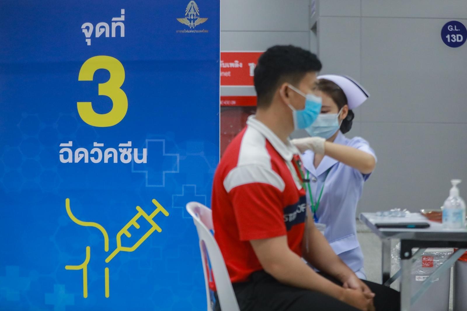 """โพลเปิดความมั่นใจต่อวัคซีนโควิด-19 ของคนไทย พบ """"ไฟเซอร์"""" มากสุด"""