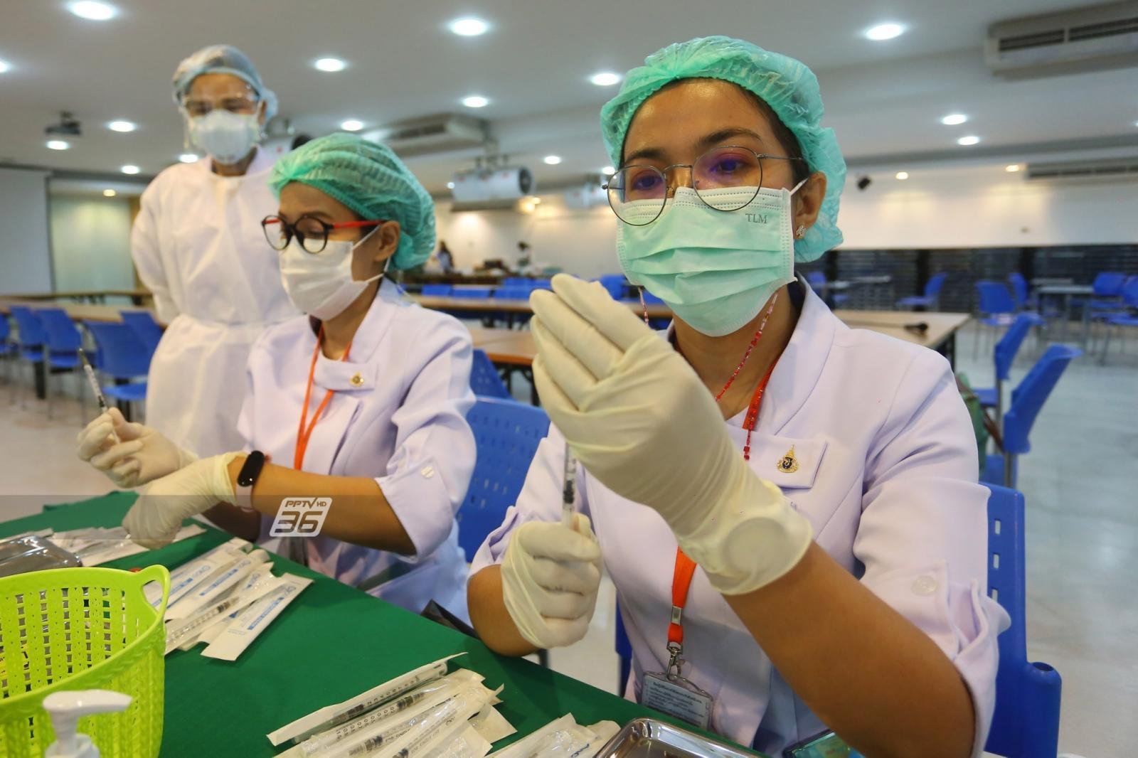 """""""หมอยง"""" แนะไทยต้องหาวัคซีนหลายยี่ห้อ จำเป็นหากเชื้อโควิดกลายพันธุ์"""