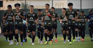 ทีมชาติไทย ตรวจโควิดฉลุย ลงซ้อมร่วมกันครั้งแรกที่ ยูเออี