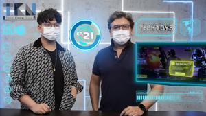 Tech Know Now EP.21 | ข่าวลือ  iPhone รุ่นพับได้ | PPTV HD 36