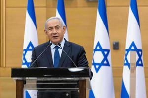 """""""เนทันยาฮู"""" จ่อร่วงเก้าอี้นายกฯอิสราเอล  หลังครองอำนาจนาน 12 ปี"""