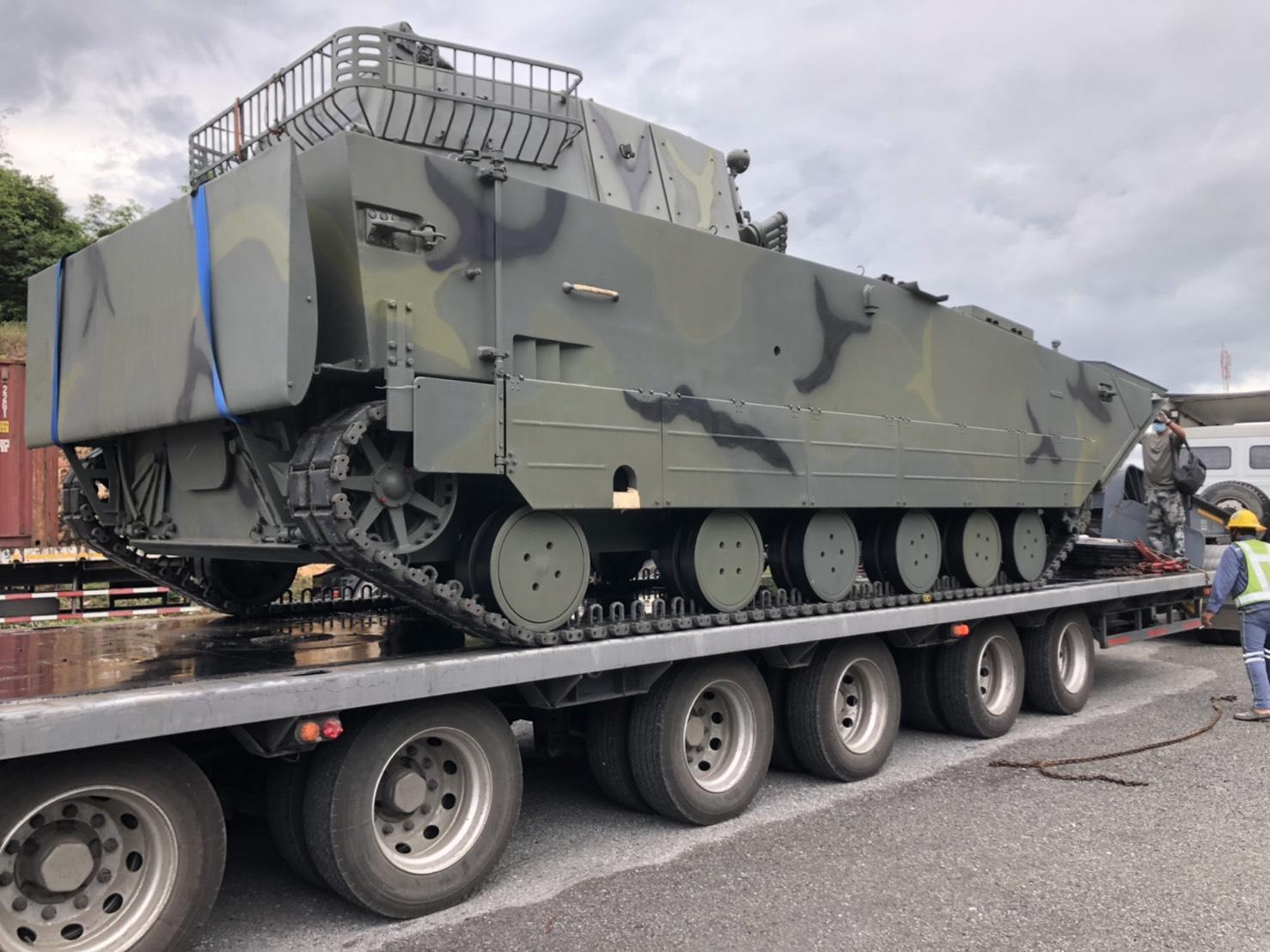 ทร. ยันจัดซื้อรถถัง VN16 จากจีน ก่อนโควิด-19 ระบาด