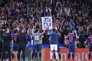 เอเอฟซี อนุมัติ ส.บอล ยูเออี เปิดให้แฟนเข้าชมเกมคัดฟุตบอลโลก
