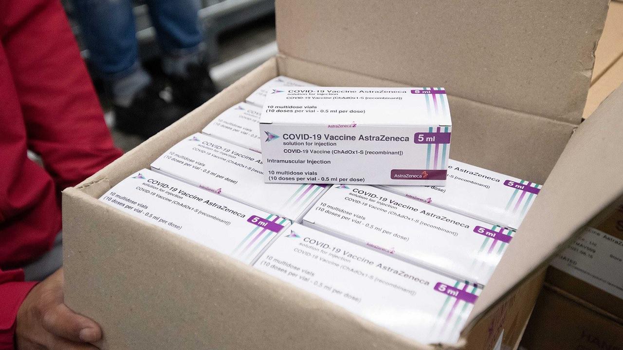 แอสตร้าเซนเนก้าพร้อมส่งมอบวัคซีนล็อตแรก 1.8 ล้านโดส