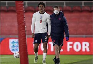 เทรนท์ ถอนทีมชาติอังกฤษ หลังเจ็บเกมอุ่นเครื่องพัก 4-6 วีค