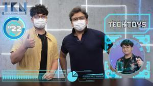 Tech Know Now EP.22 | Sony พัฒนา AI เล่นเกมแทนคน | PPTV HD 36