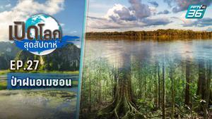 เปิดโลกสุดสัปดาห์ ตอน ป่าฝนอเมซอน | 5 มิ.ย.64