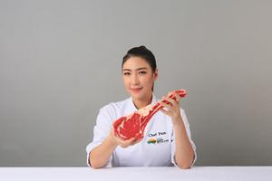 เชฟแพม-พิชญา อุทารธรรม เชฟหญิงชื่อดังแห่ง Top Chef Thailand  ได้รับการแต่งตั้งเป็นแบรนด์แอมบาสเดอร์ TRUE AUSSIE BEEF  คนแรกของเมืองไทย