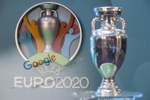 """กูเกิล เปลี่ยนภาพโลโก้ต้อนรับศึกฟุตบอล """"ยูโร 2020"""""""