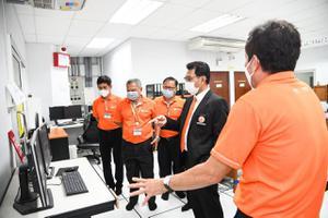 MEA เสริมประสิทธิภาพงานแก้ไขเหตุไฟฟ้าขัดข้อง