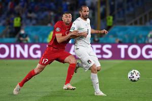 ผลบอลสดวันนี้ !! ฟุตบอลยูโร 2020 ตุรกี พบ อิตาลี 11 มิ.ย. 64