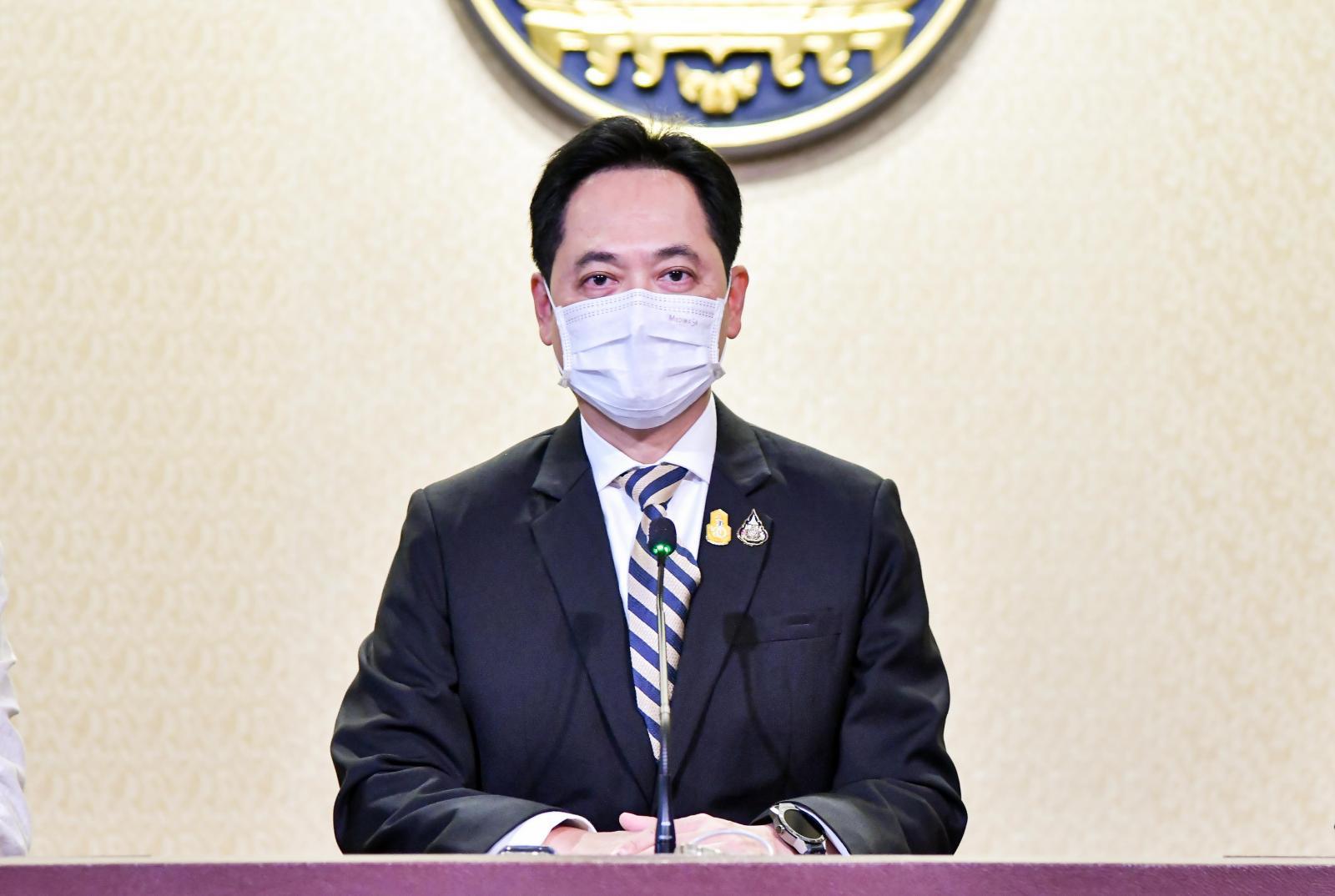 โฆษกรัฐบาล เผย ไทยมียอดฉีดวัคซีน สะสมเป็นอันดับ 3 ของอาเซียน