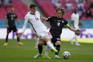 ผลบอลสดวันนี้ !! ฟุตบอลยูโร 2020  อังกฤษ พบโครเอเชีย 13 มิ.ย. 64