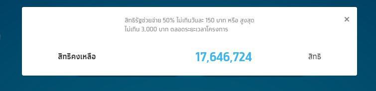 """""""เป๋าตัง"""" ล่ม ลงทะเบียนคนละครึ่งเฟส 3 ทาง www.คนละครึ่ง.com ได้ ทุกกลุ่ม 2 ชั่วโมงแรกฉลุย 13 ล้านสิทธิ"""
