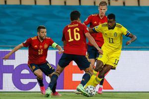 ผลบอลสดวันนี้ !! ฟุตบอลยูโร 2020 สเปน พบ สวีเดน 15 มิ.ย. 64
