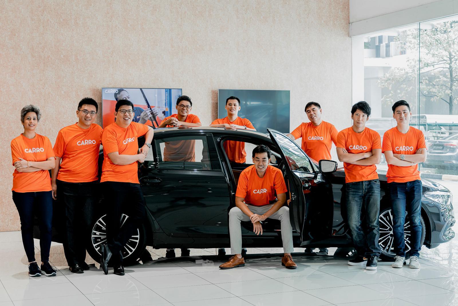CARRO ขึ้นแท่นเป็นยูนิคอร์น รายแรกในวงการตลาดยานยนต์ แห่งเอเชียตะวันออกเฉียงใต้
