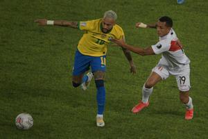 ผลบอลสดวันนี้ ! ฟุตบอลโคปา อเมริกา 2021 บราซิล พบ เปรู 18 มิ.ย. 64
