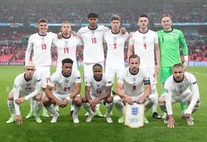 """โพลเผยแฟนบอลมอง """"อังกฤษ"""" โอกาสแชมป์ยูโร เหลือ  3  %"""