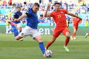 ผลบอลสดวันนี้ !! ฟุตบอลยูโร 2020 อิตาลี พบ เวลส์ 20 มิ.ย. 64
