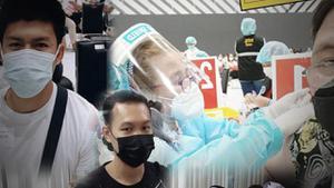 ทีมฟุตซอลลีกไทย เข้ารับการฉีดวัคซีน เตรียมเปิดฤดูกาล