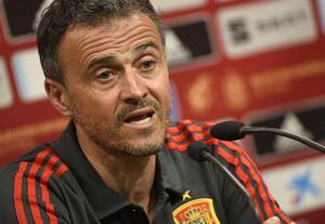 """""""เอ็นริเก้"""" เชื่อ """"สเปน"""" ดีพอเข้ารอบ 16 ทีมสุดท้าย พีพีทีวียิงสดคืนนี้"""