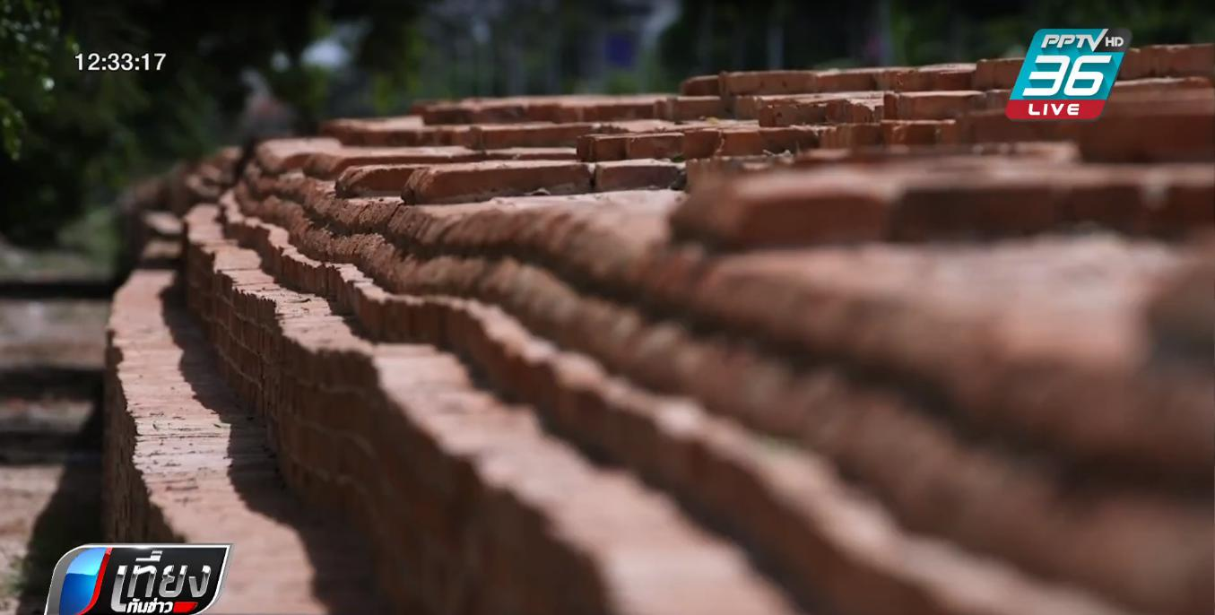 นายก อบจ.สุพรรณฯโวยสร้างกำแพงเมืองงบ 29 ล้าน