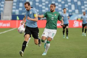 ผลบอลสดวันนี้! ฟุตบอลโคปา อเมริกา 2021 โบลิเวีย พบ อุรุกวัย 25 มิ.ย.64