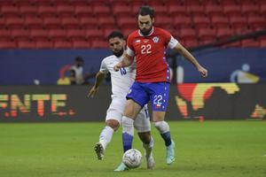 ผลบอลสดวันนี้ ! ฟุตบอลโคปา อเมริกา 2021 ชิลี พบ ปารากวัย 25 มิ.ย.64