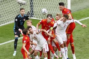 ผลบอลสดวันนี้ ! ฟุตบอลยูโร 2020 เวลส์ พบ เดนมาร์ก 26 มิ.ย. 64