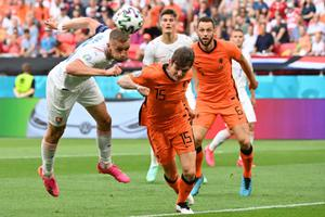 ผลบอลสดวันนี้ ! ฟุตบอลยูโร 2020 เนเธอร์แลนด์ พบ เช็ก 27 มิ.ย. 64