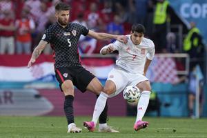 ผลบอลสดวันนี้ ! ฟุตบอลยูโร 2020 โครเอเชีย พบ สเปน 28 มิ.ย. 64