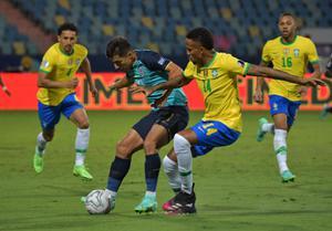 ผลบอลสดวันนี้ ! ฟุตบอลโคปา อเมริกา 2021 บราซิล พบ เอกวาดอร์ 28 มิ.ย.64