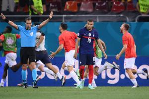 เอ็มปั๊ปเป้ พลาดดวลจุดโทษ แชมป์โลก ฝรั่งเศส ร่วงรอบ 16 ทีมยูโร