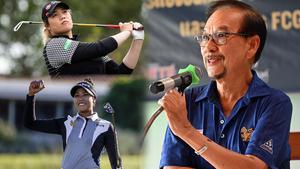 ส.กีฬากอล์ฟฯ เชื่อ ปภังกร-เอรียา มีลุ้นคว้าเหรียญโอลิมปิก 2020
