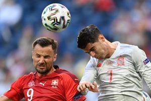 ผลบอลสดวันนี้ ! ฟุตบอลยูโร 2020 สวิตเซอร์แลนด์ พบ สเปน 2 ก.ค. 64