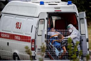 รัสเซีย เริ่มฉีดวัคซีนเข็มกระตุ้น สกัดสายพันธุ์เดลตา หลังยอดติดโควิดพุ่ง
