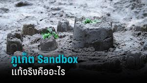 """เฉลย! ความหมาย """"ภูเก็ต Sandbox"""" แปลว่าอะไร แล้วทำไมต้อง  Sandbox"""