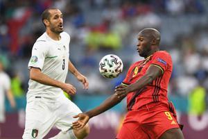 ผลบอลสดวันนี้ ! ฟุตบอลยูโร 2020 เบลเยียม พบ อิตาลี 3 ก.ค. 64