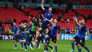 เว็บไซต์ข้อมูลสถิติ ยก อิตาลี โอกาสแชมป์ยูโร 2020 มากที่สุด