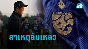 6 ปัจจัย ทำให้ทีมชาติไทยไม่ประสบความสำเร็จในฟุตบอลโลก 2022 รอบคัดเลือก