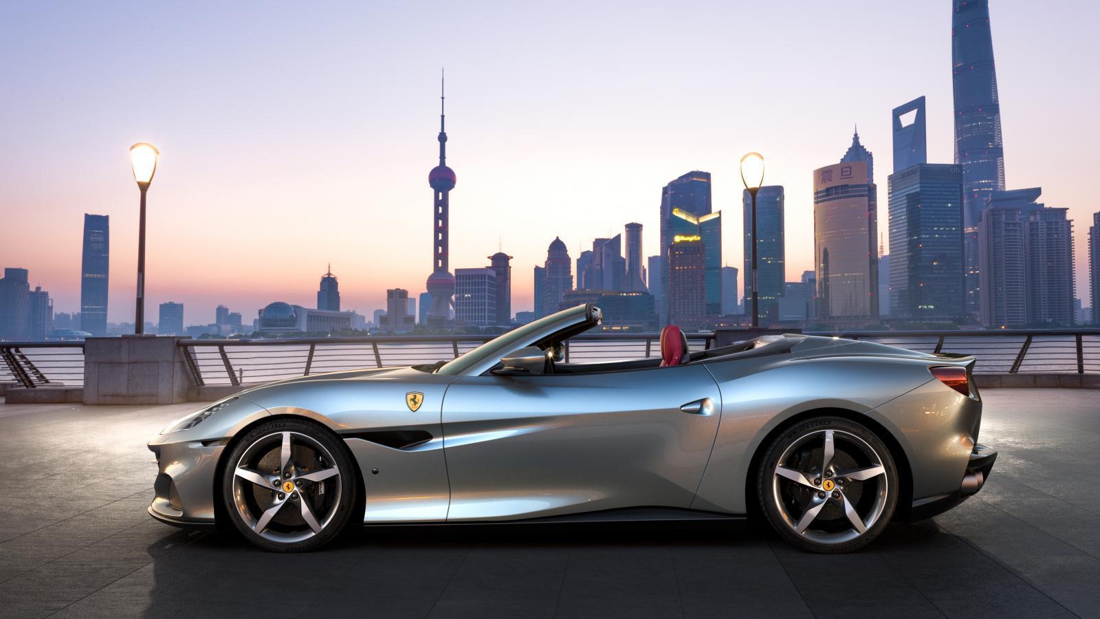 คาวาลลิโน มอเตอร์ เปิดตัวม้าลำพองเปิดประทุนสายพันธุ์เรซซิ่ง Ferrari Portofino M ผลงานชิ้นเอกจากมาราเนลโลสู่ประเทศไทย ชื่นชมสัญลักษณ์แห่งการเดินทางเพื่อการค้นพบครั้งใหม่  ผ่าน Live Streaming 8 ก.ค.นี้