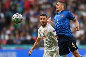 ผลบอลสดวันนี้ ! ฟุตบอลยูโร 2020 อิตาลี พบ สเปน 6 ก.ค. 64
