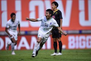 สารัช ซัดชัย บีจี เฉือนคายา 1-0 ยังมีลุ้นเข้ารอบ 16 ทีม ACL