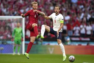 ผลบอลสดวันนี้ ! ฟุตบอลยูโร 2020 อังกฤษ พบ เดนมาร์ก 7 ก.ค. 64