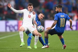 ผลบอลสดวันนี้ ! ฟุตบอลยูโร 2020 อิตาลี พบ อังกฤษ 11 ก.ค. 64